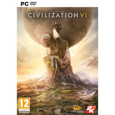 Take2 Interactive Sid Meier's Civilization VI PC