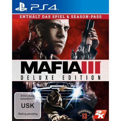 Take2 Interactive Mafia 3 Deluxe Edition Playstation 4