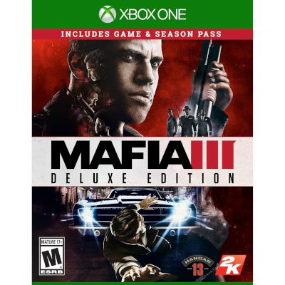 Take2 Interactive Mafia 3 Deluxe Edition Xbox One
