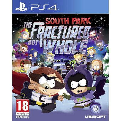 Ubisoft South Park The Fractured But Whole Standard Edition Playstation 4
