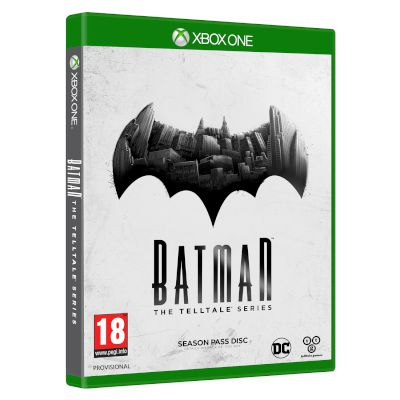 Warner Batman - The Telltale Series Xbox One