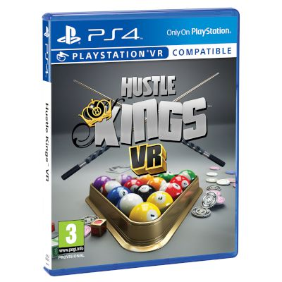 Sony Hustle Kings VR Playstation 4