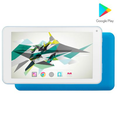 "Turbo-X Rubik II (16GB) Tablet 7"" WiFi Μπλε"