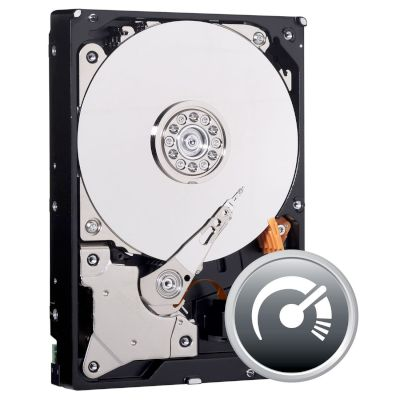 WD Black Desktop HDD 4TB