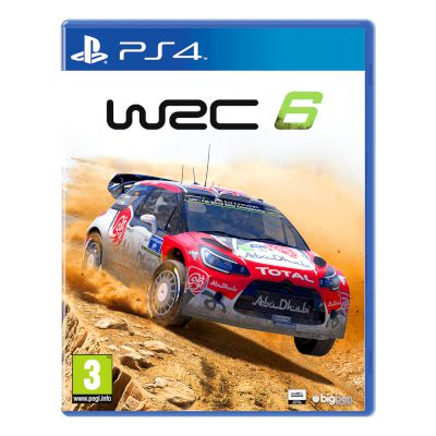 Bigben Interactive WRC 6 Playstation 4