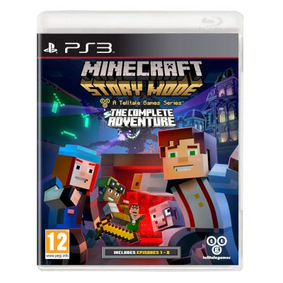 Activision Minecraft : Story Mode The Complete Adventure Playstation 3