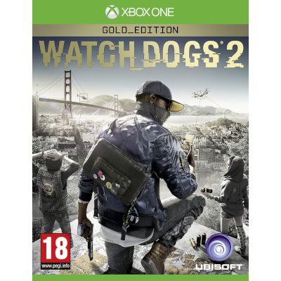 Ubisoft Watch Dogs 2 :  Gold Edition Xbox One