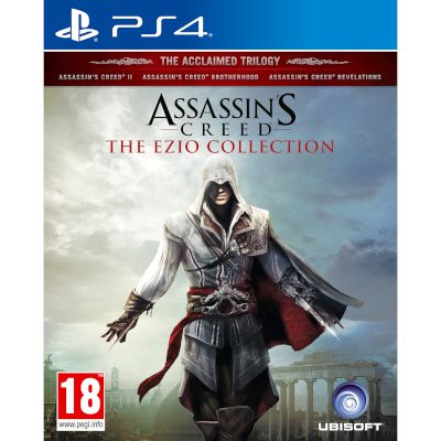 Ubisoft Assassin's Creed  The Ezio Collection Playstation 4