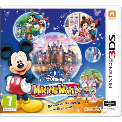 Nintendo Disney Magical World 3DS