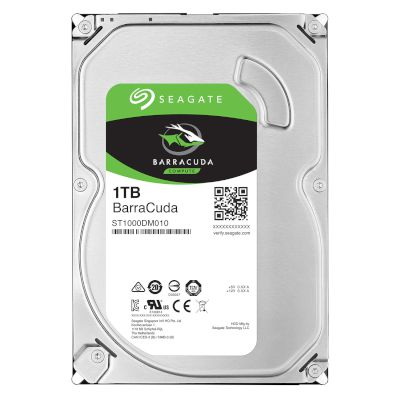Seagate Barracuda Desktop HDD 1TB