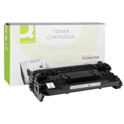 Toner Q-Connect CF226X Black