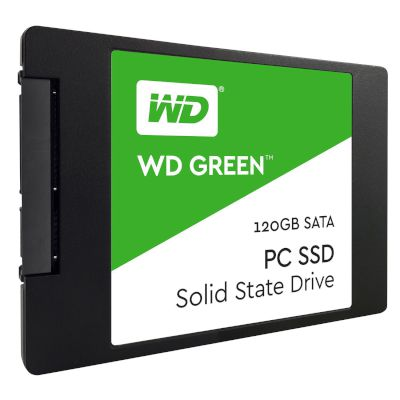 WD SSD Green 120GB