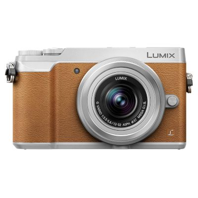 Panasonic Digital Camera Lumix  GX80 12-32mm Καφέ