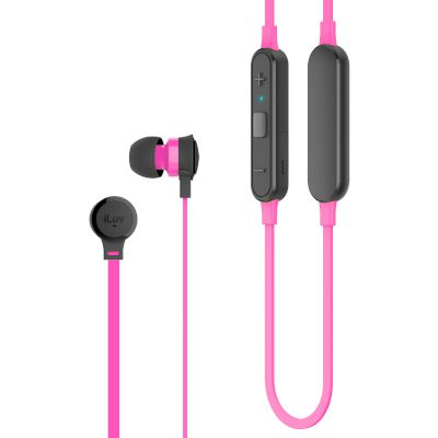 Handsfree Bluetooth iLuv Neon Air 2 Ροζ