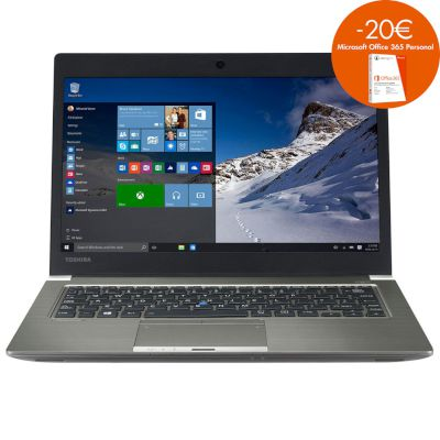 Toshiba Portege  Z30-C-16L Laptop (Core i7 6500U/8 GB/256 GB/HD Graphics)
