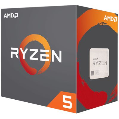 AMD CPU Ryzen 5 1600X (AM4/4.00 GHz/19 MB)