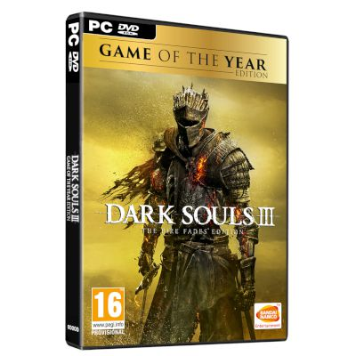 Namco Dark Souls III : The Fire Fades Edition (GOTY) PC