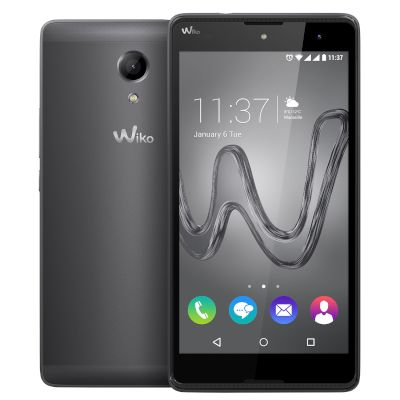 Wiko Robby 3G Smartphone Μαύρο