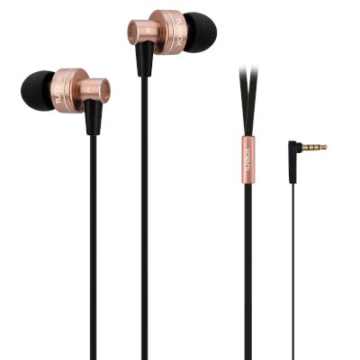 Handsfree Turbo-X Double-the-BASS Rose Gold
