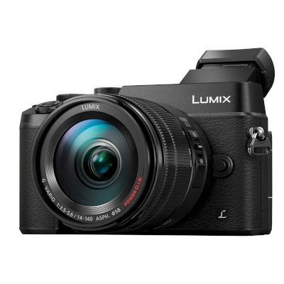 Panasonic Lumix GX80 Kit 14-140mm Black