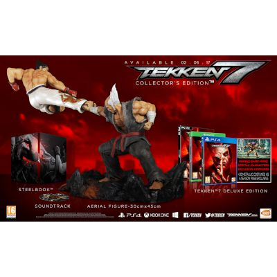 Namco Tekken 7 Collectors Edition Xbox One