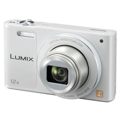 Panasonic Digital Camera Lumix SZ10 Λευκό