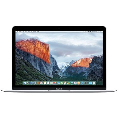 Apple MacBook 12'' MNYH2GR/A (Mid 2017) Silver Laptop (Core M M3/8 GB/256 GB/Intel)