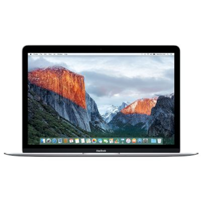 Apple MacBook 12'' MNYJ2GR/A (Mid 2017) Silver Laptop (Core i5/8 GB/512 GB/Intel)