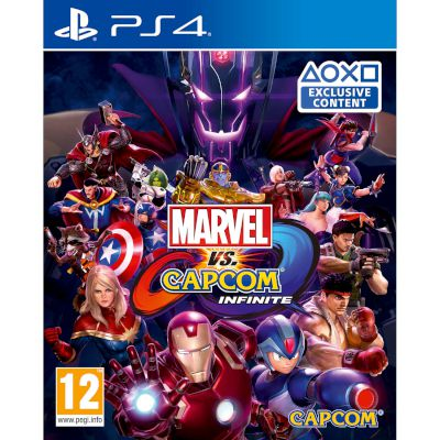 Capcom Marvel VS Capcom Infinite Playstation 4