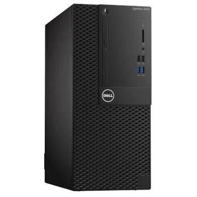 Dell Optiplex 3050MT i5 Linux Desktop (Intel Core i5 7500/4 GB/500 GB HDD//Intel HD Graphics)