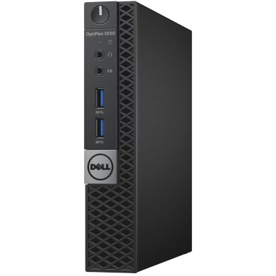 Dell Optiplex 3050MFF i5 W10 Pro Desktop (Intel Core i5 7500T/4 GB/500 GB HDD//Intel HD Graphics)