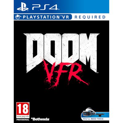 Bethesda Doom VFR Playstation 4