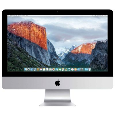 Apple iMac 21,5'' 4K MNDY2GR/A (Mid 2017) ( Core i5 7400 / 8 GB / 1 TB HDD / Radeon Pro 555 2 GB)