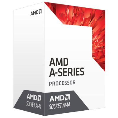AMD CPU Athlon A12 9800 (AM4/4.20 GHz/2 MB)