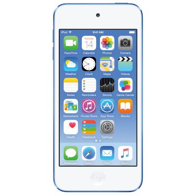 Apple iPod touch 128 GB Μπλέ