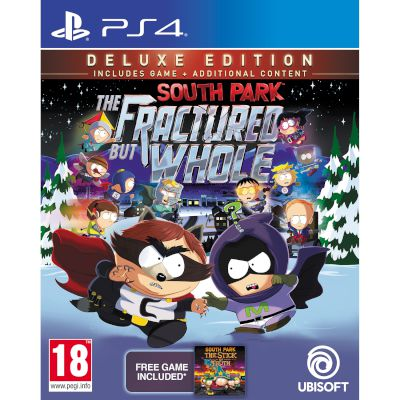 Ubisoft South Park : The Fractured But Whole Deluxe Edition Playstation 4