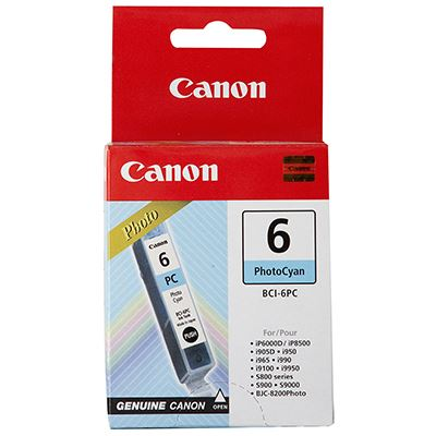Μελάνι Canon BCI-6 Photo Cyan