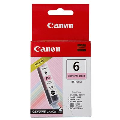 Μελάνι Canon BCI-6 Photo Magenta