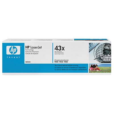 Toner HP 43X Black