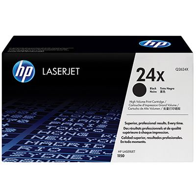 Toner HP 24A Black