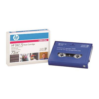 Data Cartridge DAT-72 36/72GB C8010A