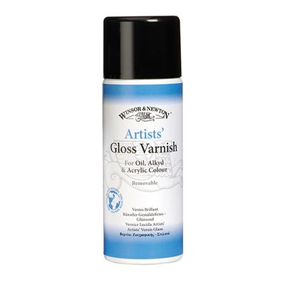 Artists' Gloss Varnish Spray 400ml