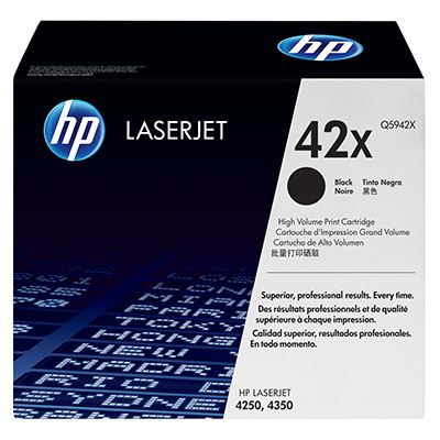 Toner HP 42X Black