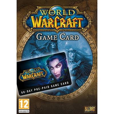World Of Warcraft: Prepaid Card (2 μηνών)