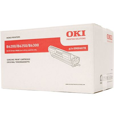 Toner/Drum OKI B6200 Black