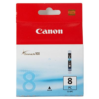 Μελάνι Canon CLI-8 Photo Cyan