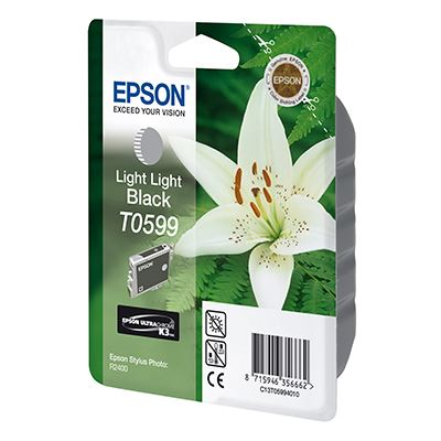 Μελάνι Epson T0599 Light light Black