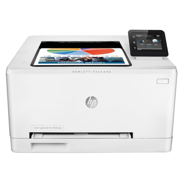 Εκτυπωτής Laser Color HP M252DW