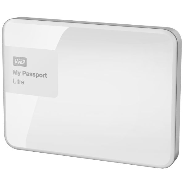 WD Passport Ultra 2TB White