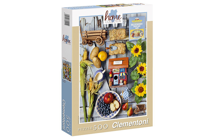"Puzzle ""Home Garden"" 500 τεμ."
